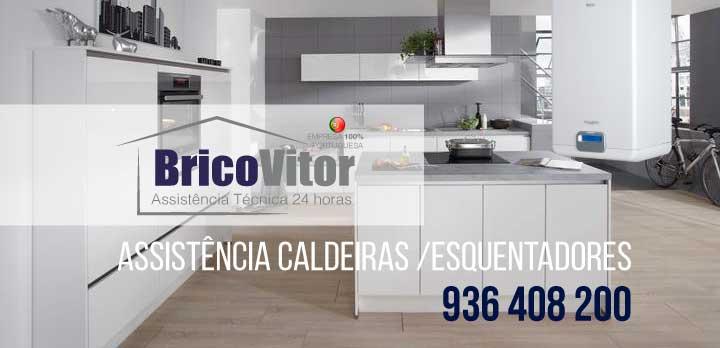 BricoVitor - Assistência Caldeiras Beretta 24 horas